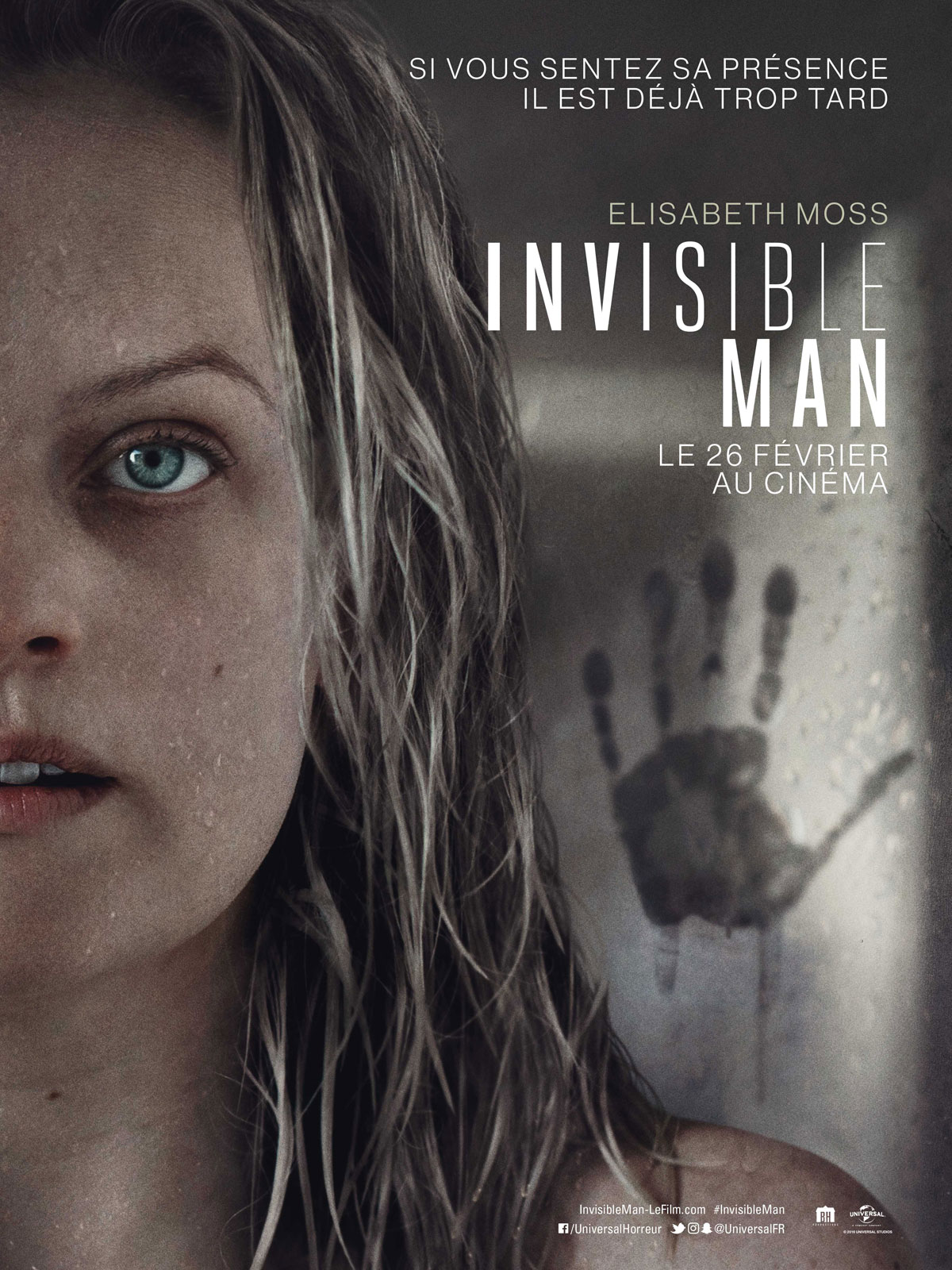 The Invisible Man 2020 720p WEB-DL Dual Audio In Hindi English